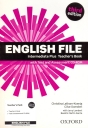 English File 3rd Edition Intermediate Plus Teacher's Book with Test and Assessment CD-ROM