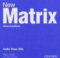 New Matrix Intermediate.Class CDs (2)
