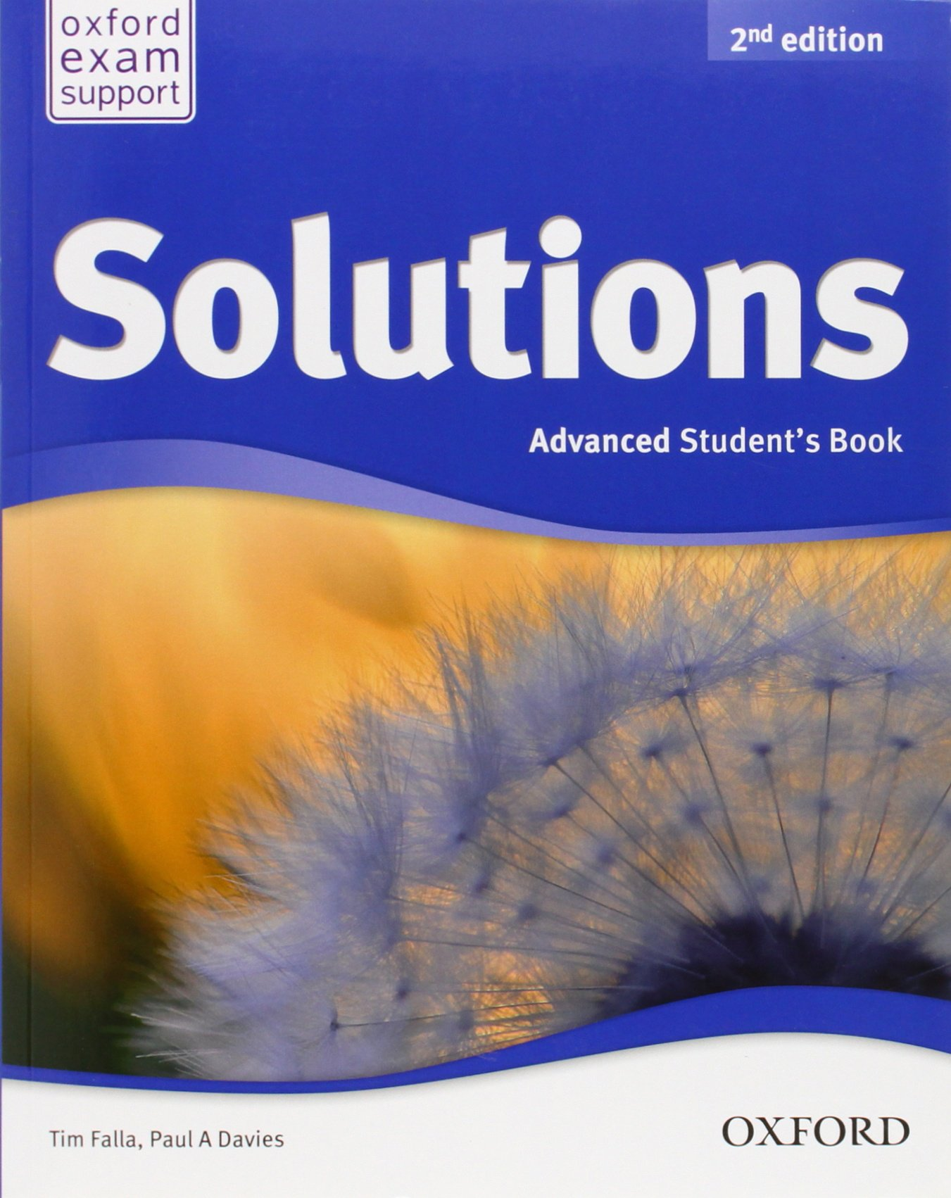 Solutions Advanced Student Book 2nd edition