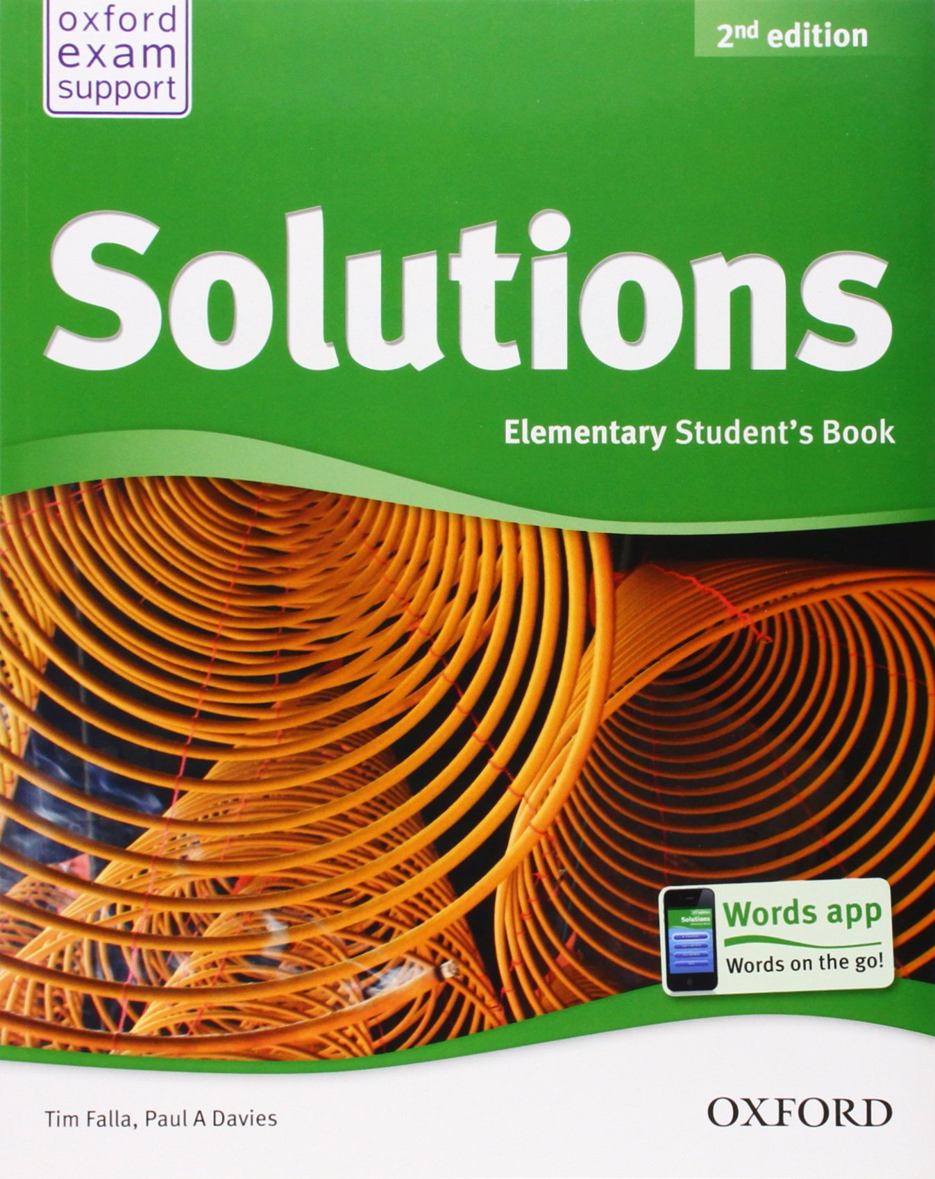 Solutions Elementary Student Book