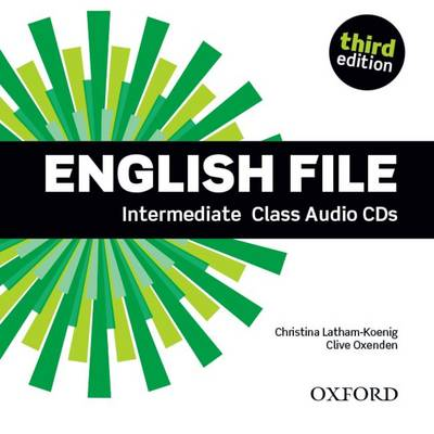 English File, Third Edition Intermediate Teacher's Book with Test and Assessment CD-ROM