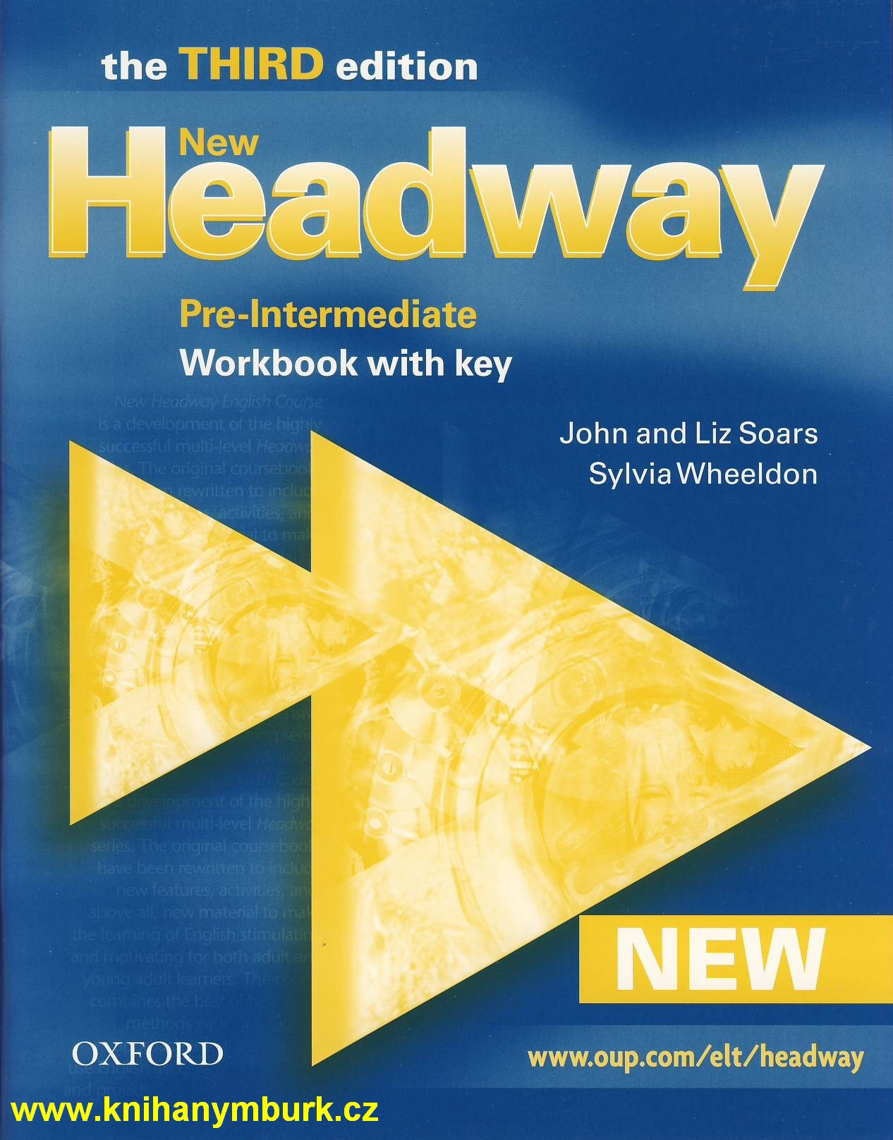 New Headway Pre-Intermediate Third Edition.Workbook (Without Key)