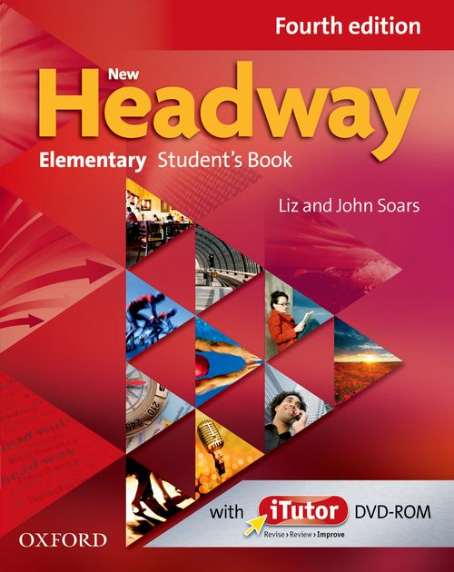 New Headway Elementary Fourth Edition.Student's Book and Digital Companion Pack