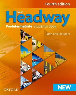New Headway, 4th Edition Pre-Intermediate: Student's Book Pack & iTutor DVD-ROM (шт.)