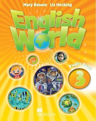 Level 3. English World. Pupil's Book