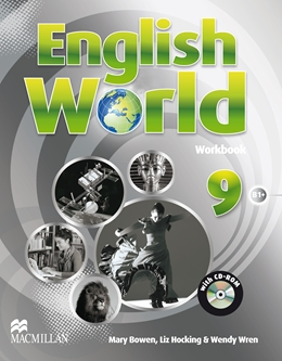 Level 9.English World  Workbook with CD-ROM