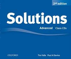 Solutions Advanced Class Audio CDs (3 Discs) 2 edition