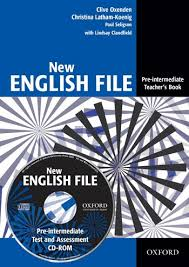 New English File Pre-intermediate.Teacher's Book with Test and Assessment CD-ROM