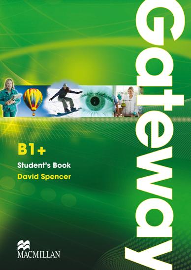 Gateway  B1+  Student's Book