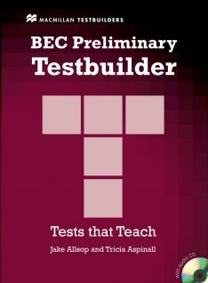 BEC Preliminary Testbuilder Pack