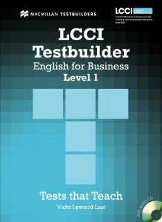 LCCI English for Business Level 1 Testbuilder