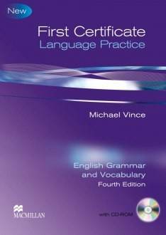 New First Certificate Language Practice without Key