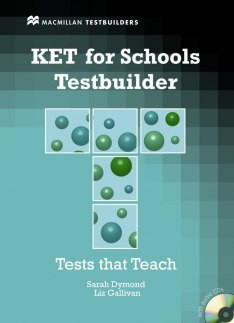 KET for Schools Testbuilder  Audio CD Pack