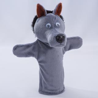 Рукавичка Волк