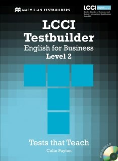 LCCI English for Business Level 2 Testbuilder