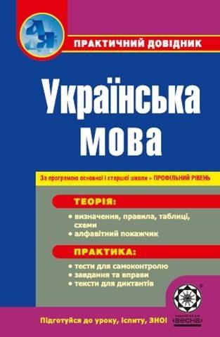 ПД Українська мова Профільний рівень