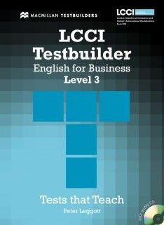LCCI English for Business Level 3 Testbuilder