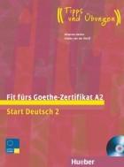 Fit fürs Goethe-Zertifikat A2. Lehrbuch mit integrierter Audio-CD