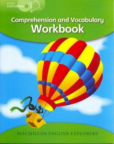 Little Explorers A  Comprehension Book