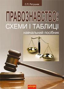Правознавство Схеми і таблиці