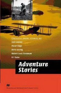 Macmillan Readers Advanced Adventure Stories