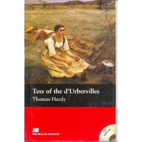 Tess of the D'urbevilles with Audio CD  Intermediate