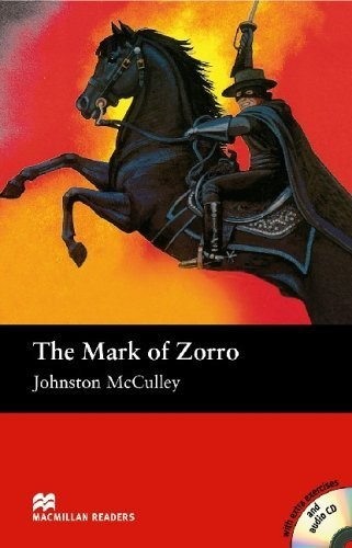 The Mark of Zorro  Elementary Level 2 CD-ROM