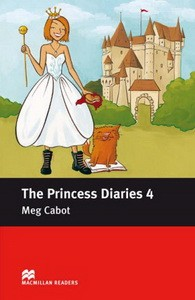 The Princess Diaries 4 (w/o CD)  (Pre-Intermediate)