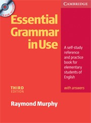Essential Grammar in Use New book + CD ROM 3 Ed WITH answers