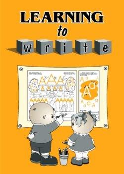 Прописи з англійської мови для дітей молодшого шкільного віку Learning to write!