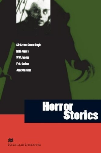 Macmillan Readers Advanced Horror Stories