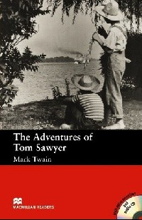 Adventures of Tom Sawyer, The with Audio CD   Beginner