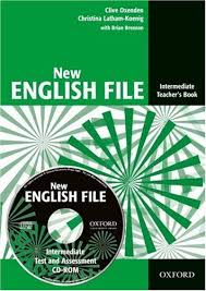New English File Intermediate.Teacher's Book with Test and Assessment CD-ROM