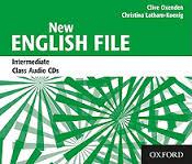 New English File Intermediate.Class Audio CDs (3)