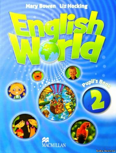 Level 2. English World. Pupil's Book