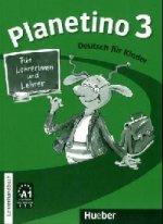 Planetino 3. Lehrerhandbuch