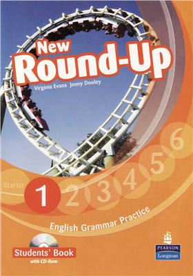New Round-Up Level 1 Student's Book with CD-ROM