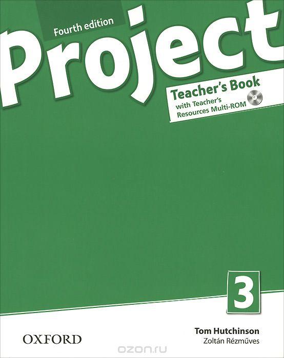 Project 3 Teacher's Book