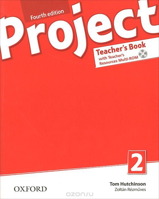 Project 2 Teacher's Book