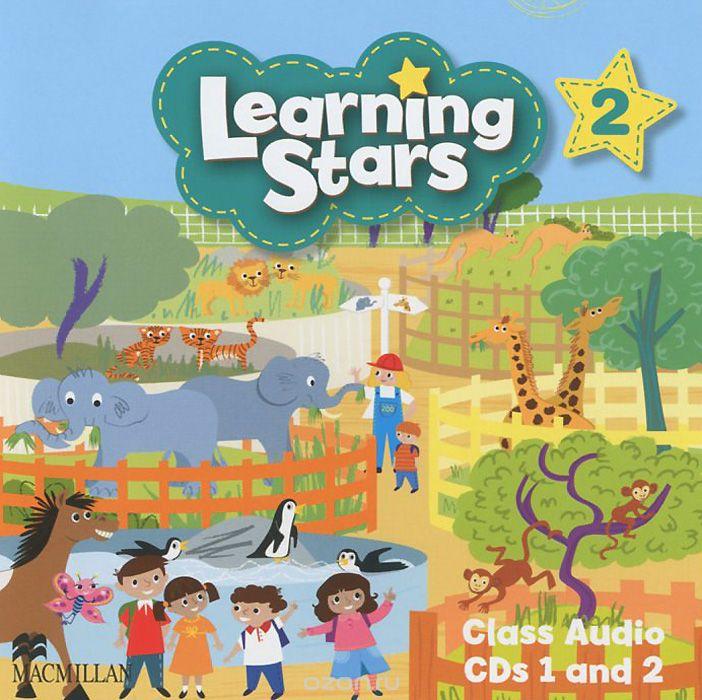 Learning Stars Level 2 Audio CD