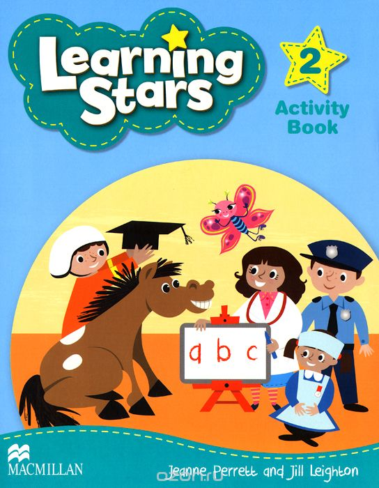 Learning Stars Level 2 Activity Book