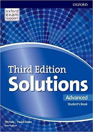 Solutions Advanced Student Book 3rd edition
