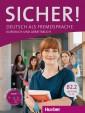 Sicher! B2/2, Kursbuch+Arbeitsbuch+CD zArbeitsbuch, Lekt. 7-12