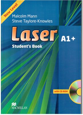 Laser 3rd Ed A1+ Student's Book and CD Rom Pack + MPO