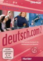 deutsch.com 2. 2 Audio-CDs zum Kursbuch
