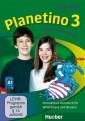 Planetino 3. 3 Audio-CDs zum Kursbuch