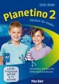 Planetino 2. 3 Audio-CDs zum Kursbuch