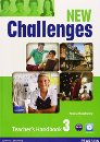 Challenges New Edition 3 Teacher's Handbook & Multi-ROM Pack