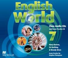 Level 7. English World Audio CD