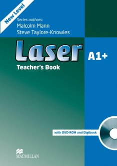 Laser 3rd Ed A1+ Workbook Without Key + Audio CD Pack
